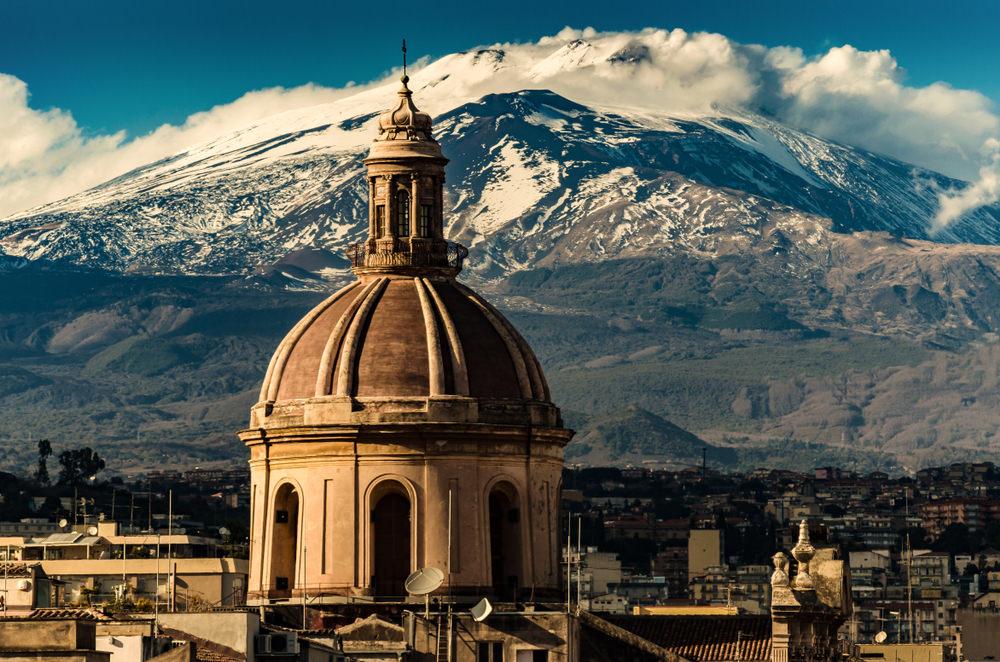 Catania, Sicilia in moto