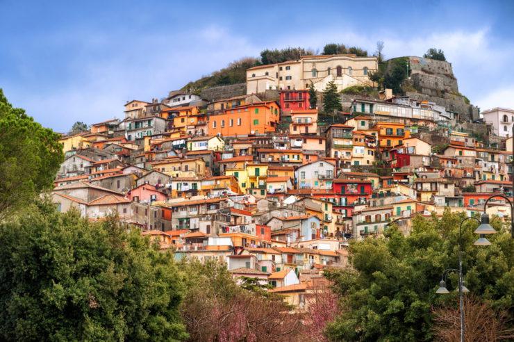 Circeo e Castelli Romani