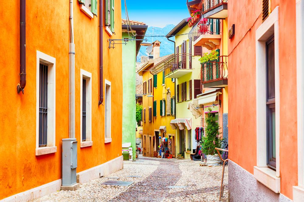 Borghi più belli d'Italia. Malcesine