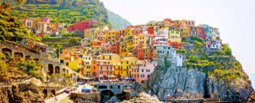 Motoitinerario Liguria Cinque Terre