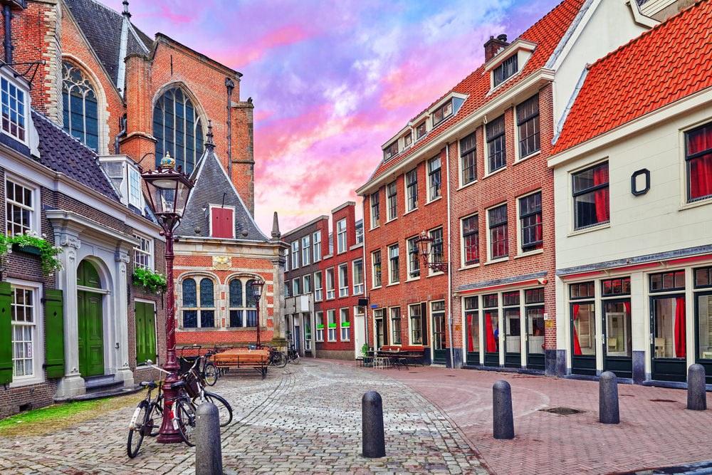 Benelux in moto - Amsterdam