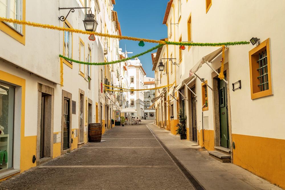 Sud Portogallo, Evora