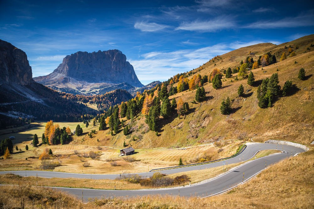 Dolomiti Tour, Passo Gardena