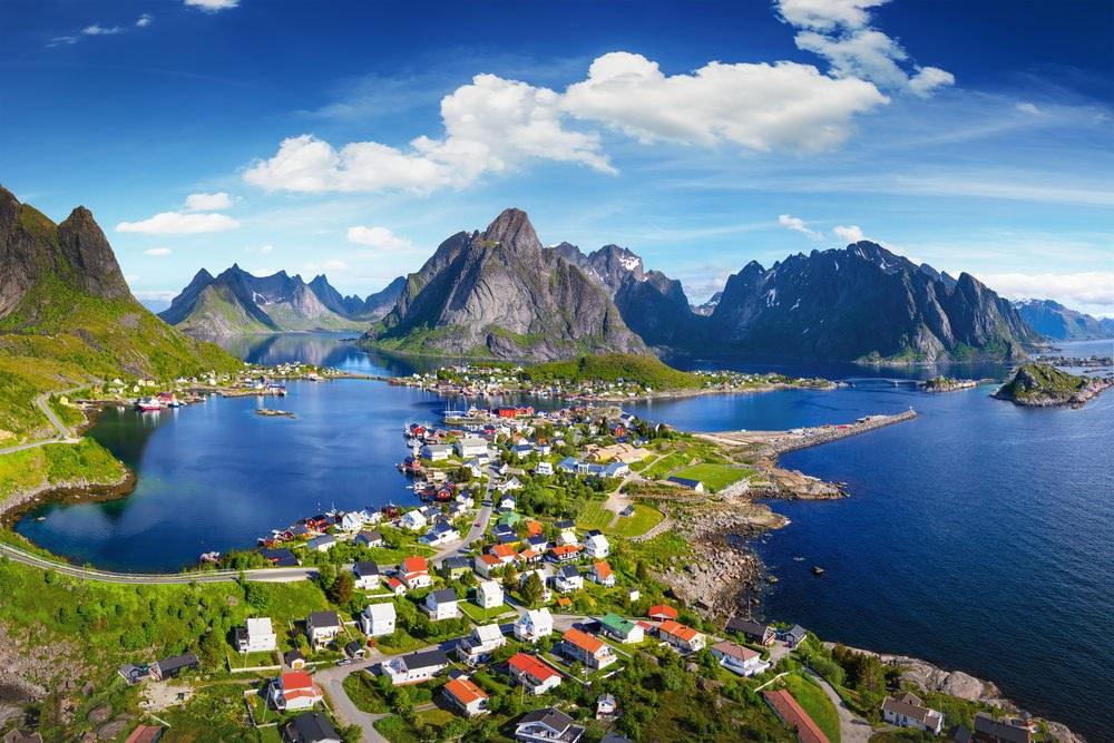 Strade Norvegia: Lofoten