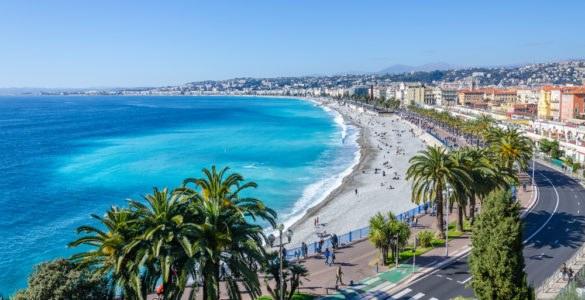 Costa Azzurra. Nizza