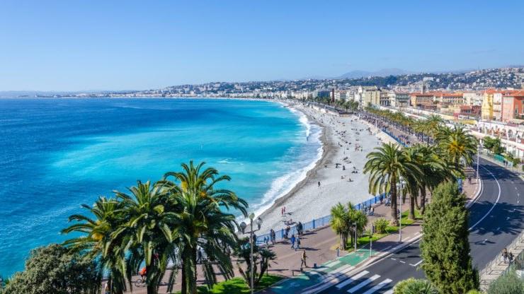 Viaggi in moto Europa, Nizza