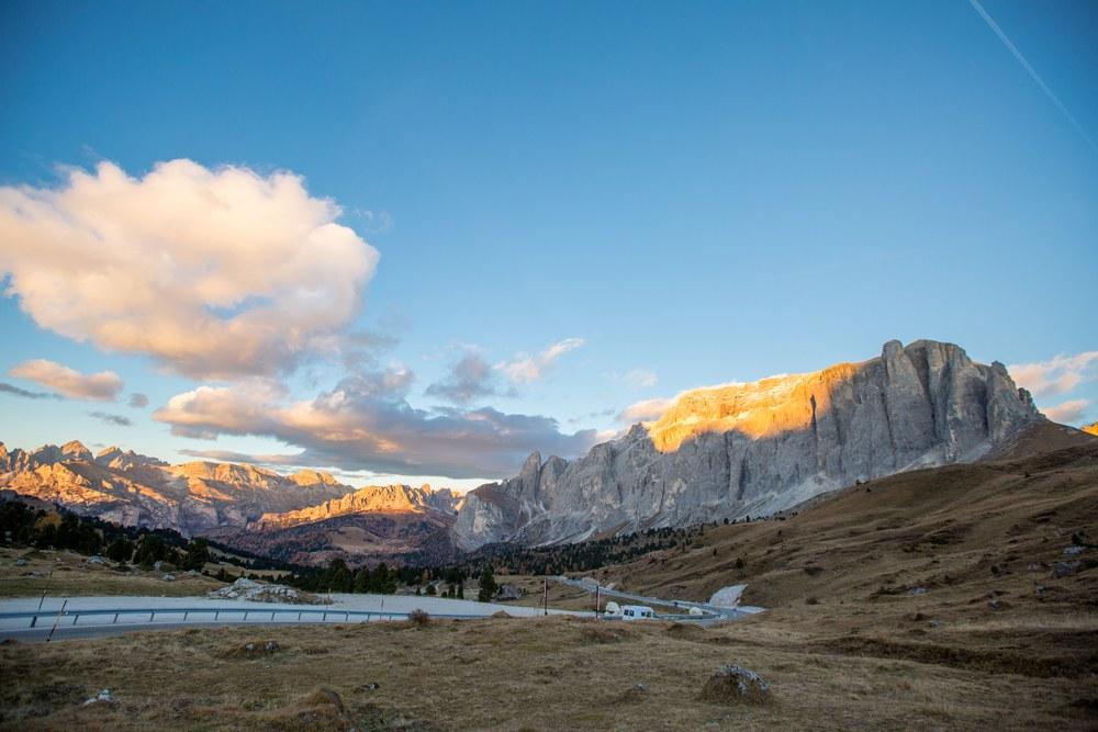 Passo Sella, Col Rodella