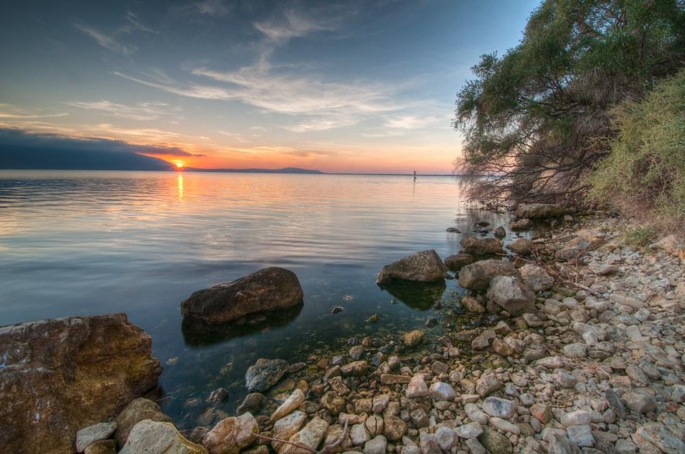 Gargano. Lago di Varano