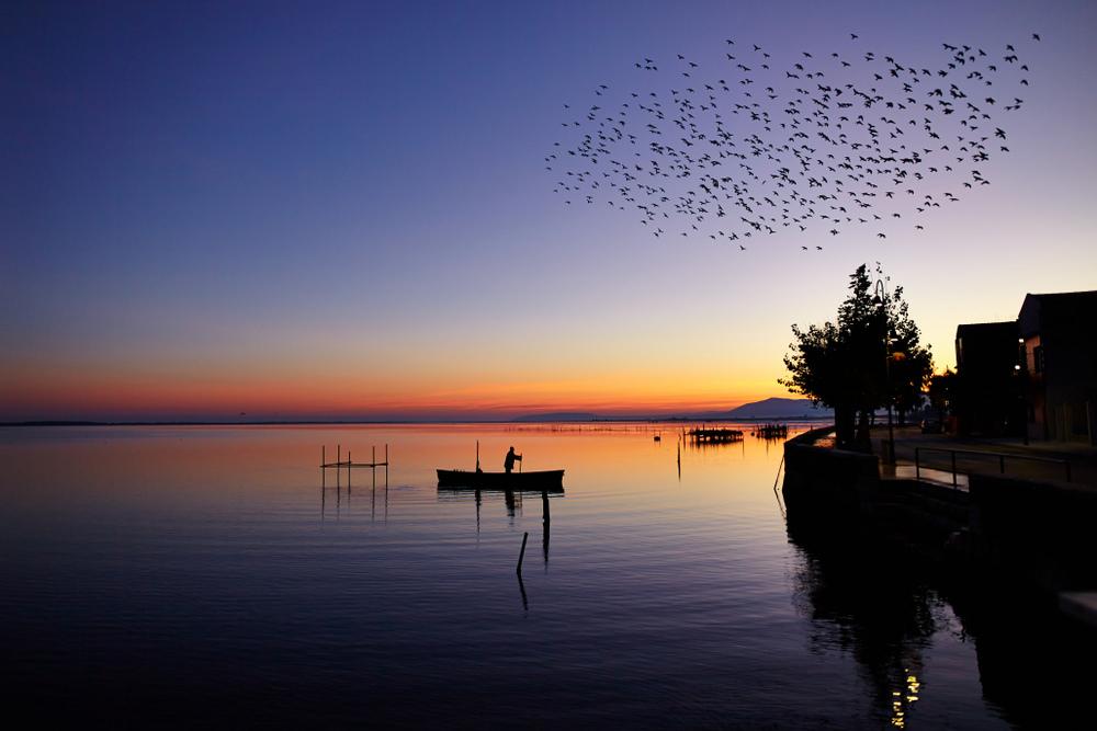 Lago di Lesina, Gargano