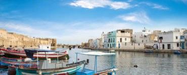 Costa del Corallo: Moto itinerario in Tunisia