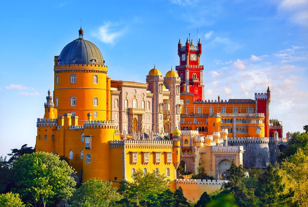 Sud Portogallo, Sintra