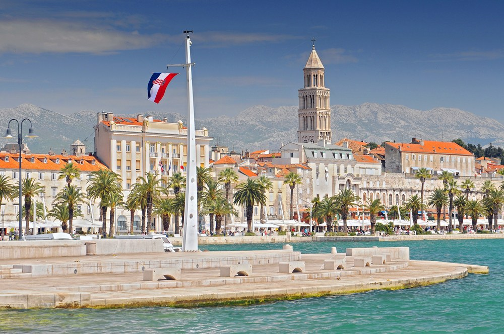 Viaggio in Croazia - Spalato