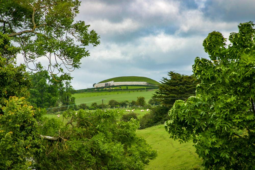 Irlanda del Nord. Newgrange