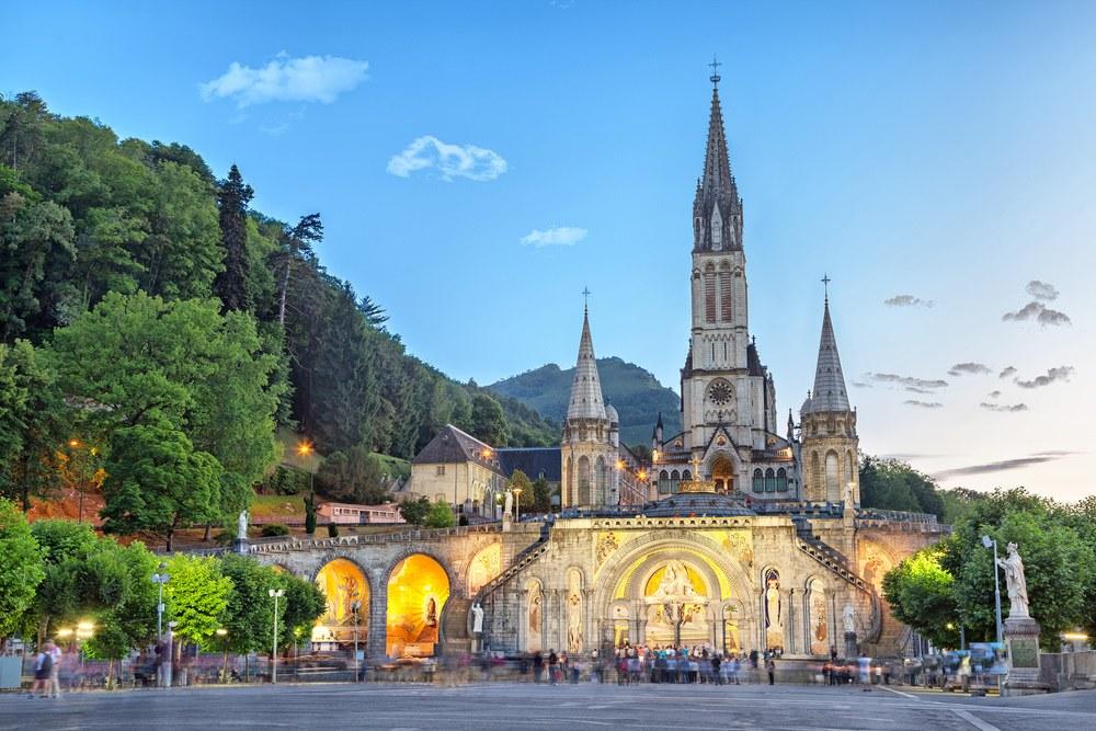 Col du Tourmalet. Lourdes, Francia