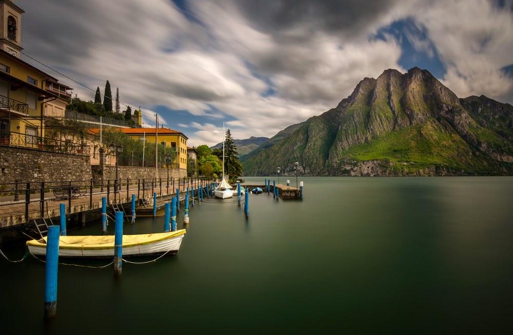 Riva di Solto, Lago d'Iseo