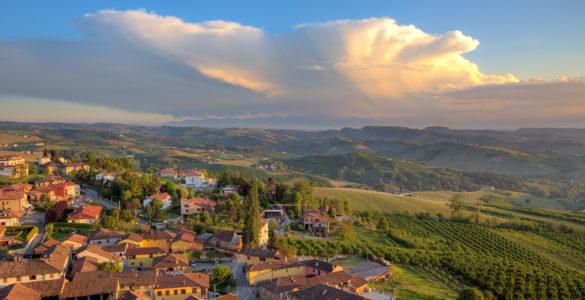 Strade del gusto Piemonte, Diano D'Alba