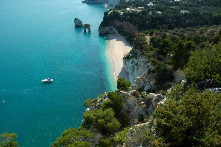 Costa Adriatica in moto