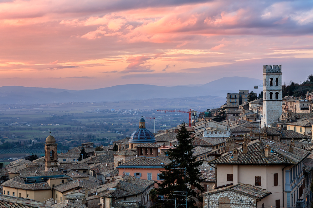 Strada dei Vini del Cantico - Assisi
