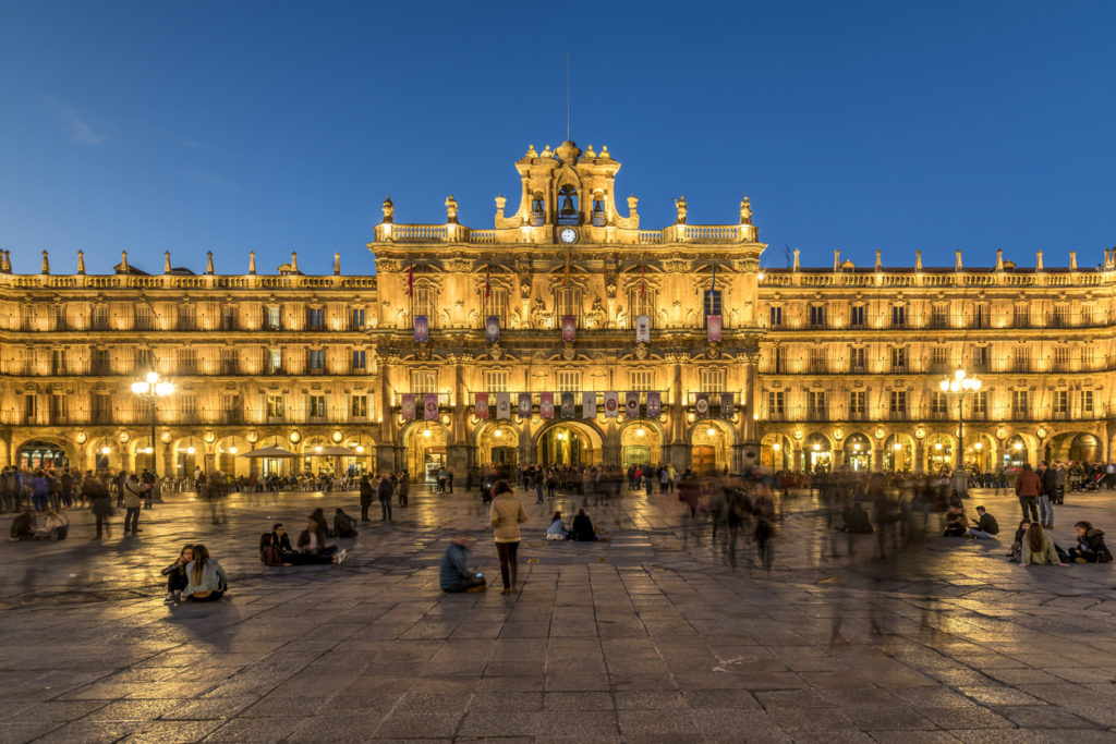 Strade Spagna, Salamanca