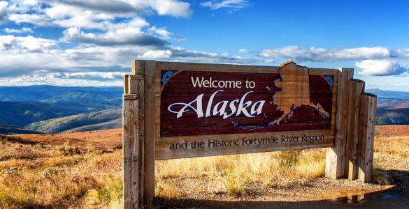 Alaska in moto