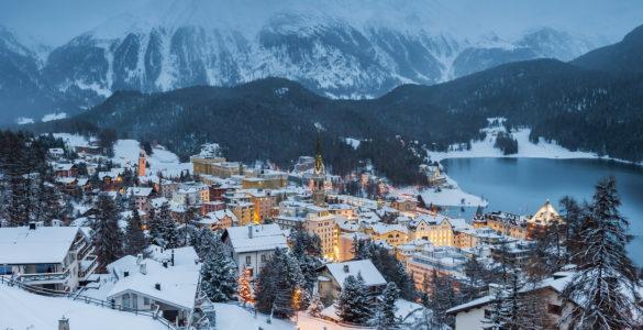 St Moritz, Svizzera