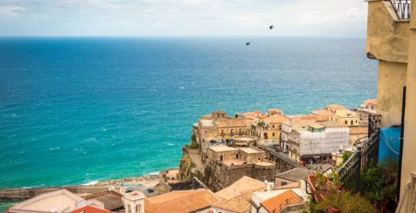 Calabria in moto