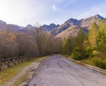 Tratturi, Abruzzo