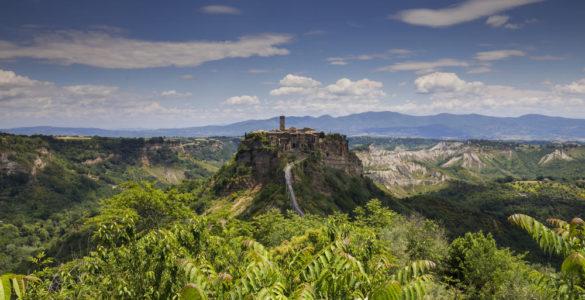 borghi sospesi d'Italia: Civita di Bagnoregio