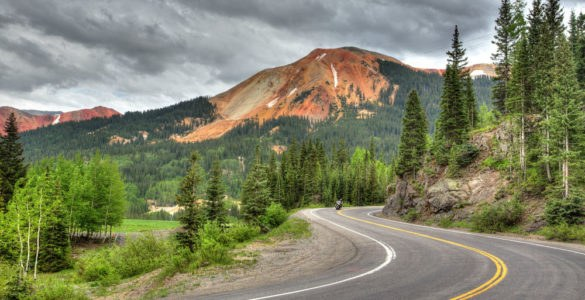 million dollar highway_705305254