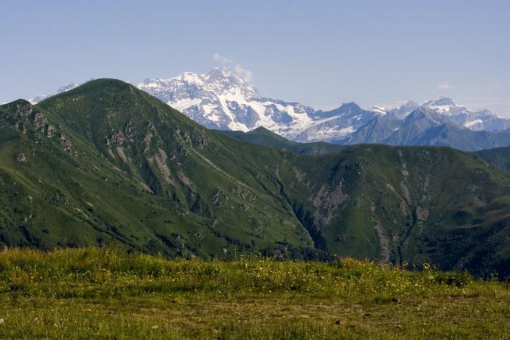 Panoramica Zegna, itinerario moto Piemonte