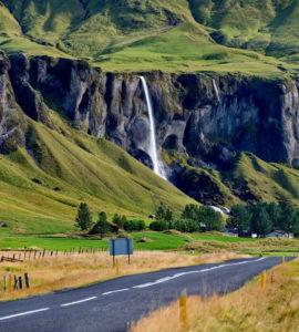 Moto itinerario Islanda