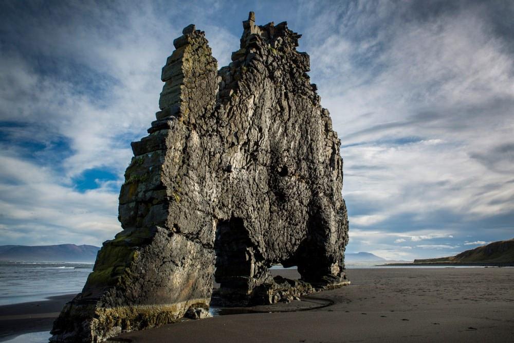 Laugarbakki, Islanda