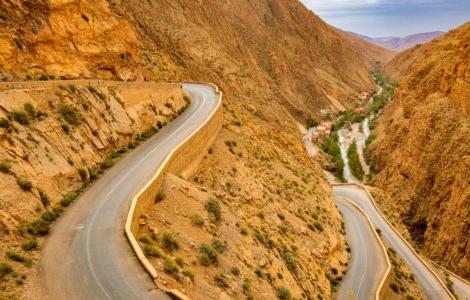 Gole Dades, Marocco