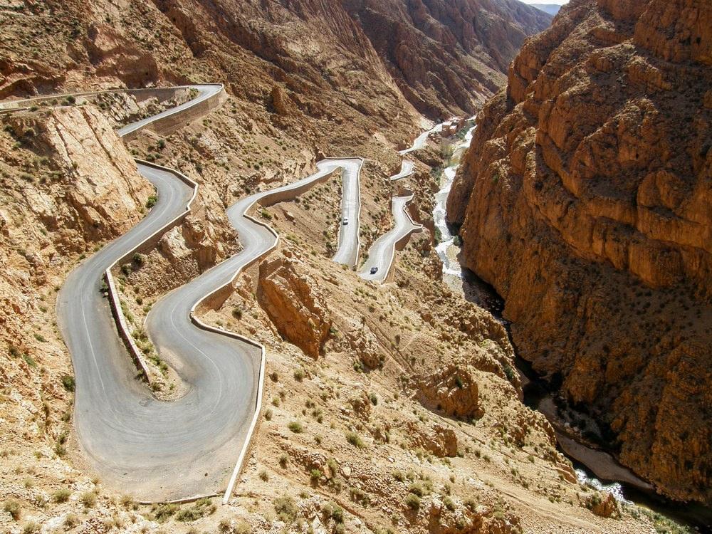 Gole del Dades, Marocco