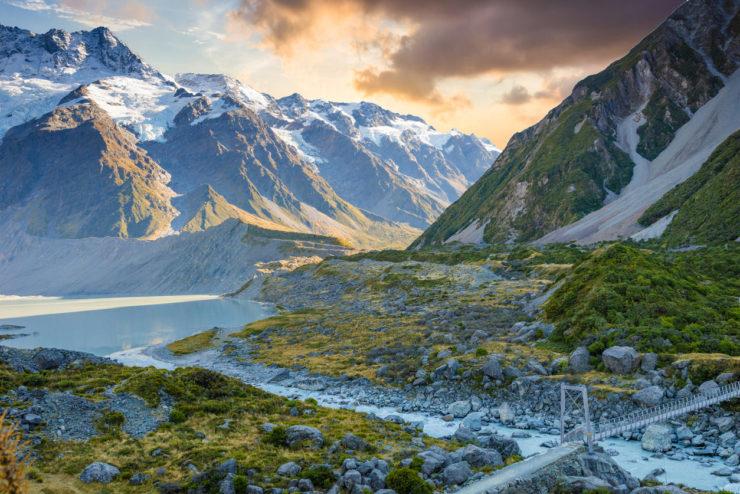 Isola del Sud, Nuova Zelanda