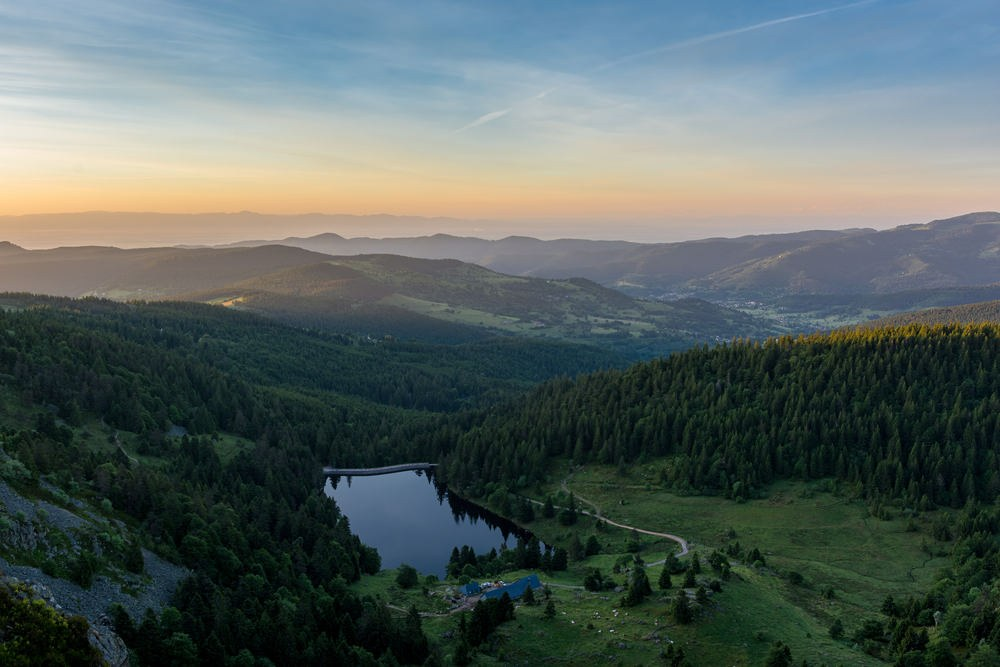 Col du Grand Ballon - Vosges