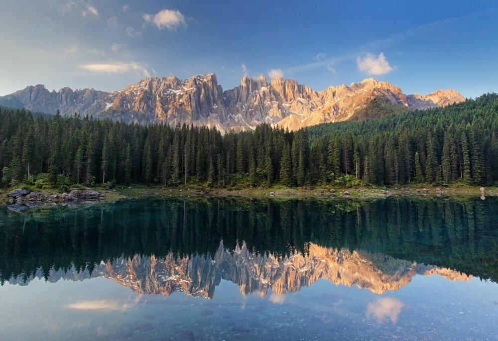 Sciliar-Catinaccio, Lago Carezza