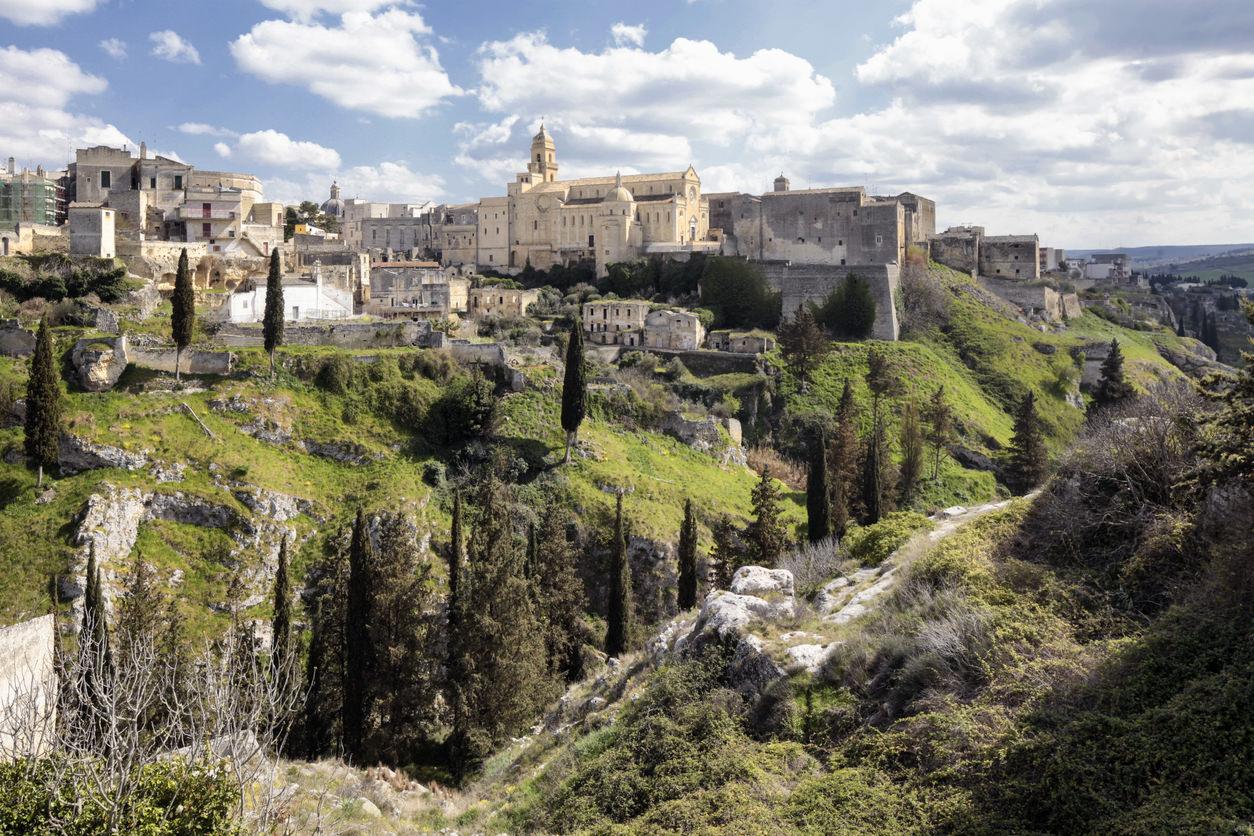 Murgia, Gravina in Puglia