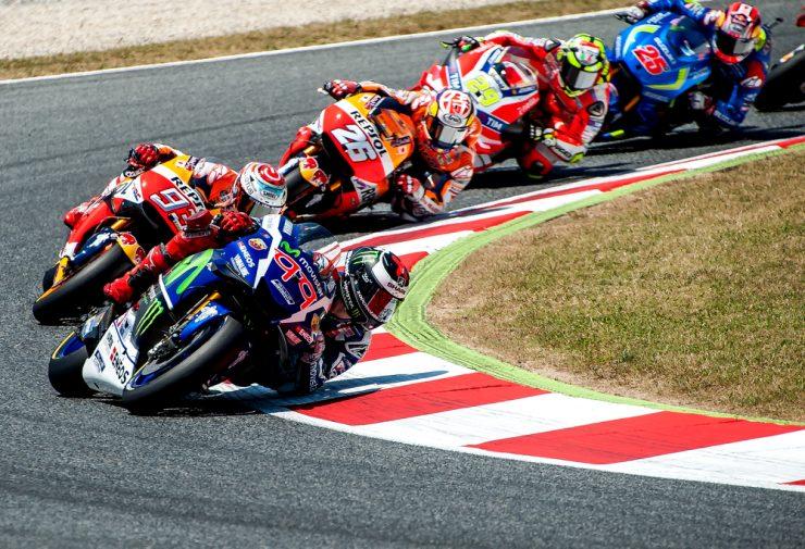 MotoGP Catalogna 2016