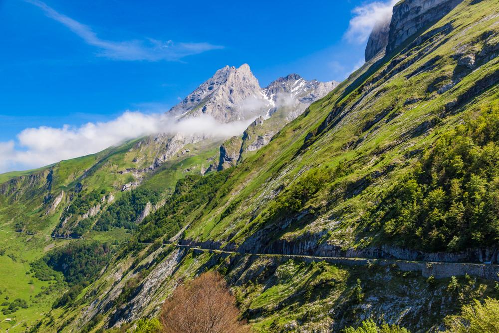 strade montagna francia, Col d'Aubisque