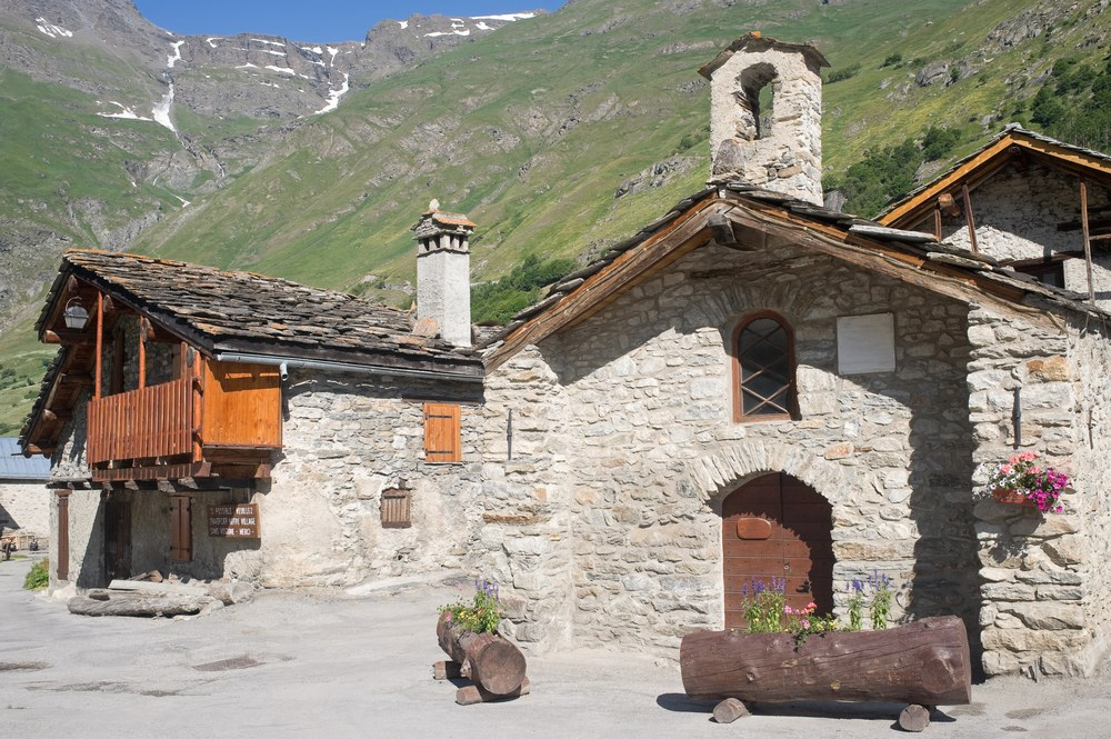 Colle dell'Iseran, Bonneval sur Arc