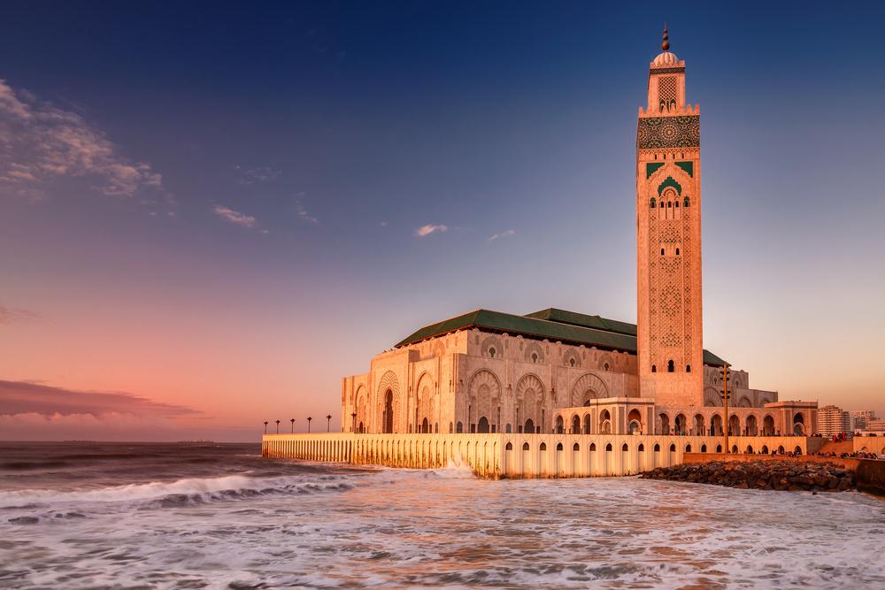 moschea Hassan II, Casablanca