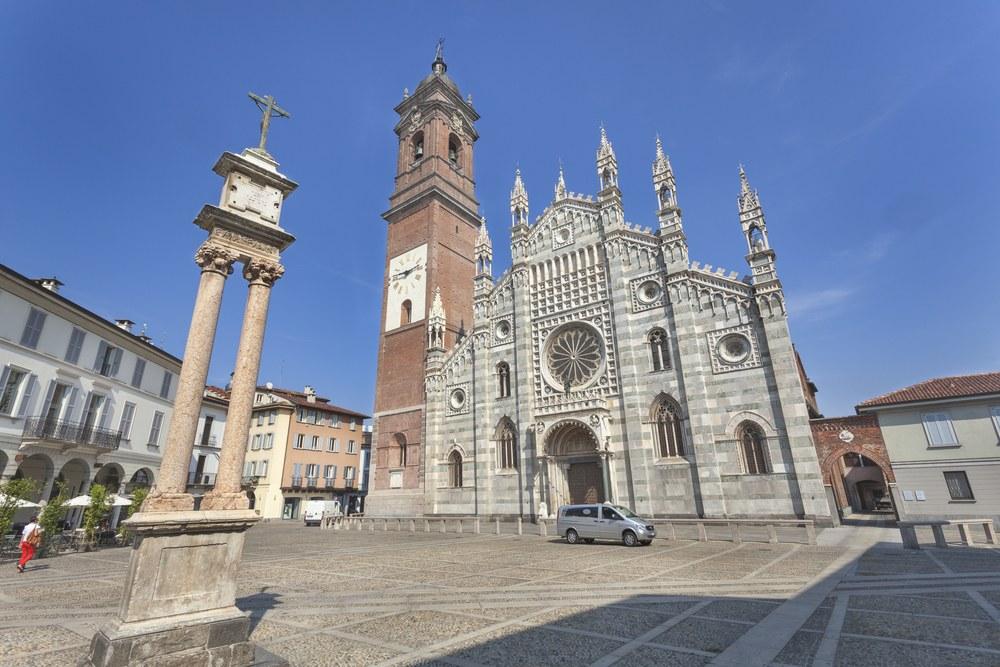 monza cattedrale - In moto in Brianza: Monza andata e ritorno