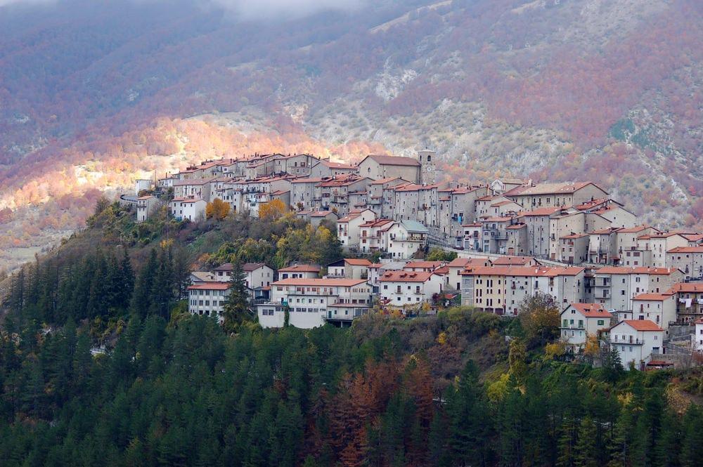 Opi, Abruzzo