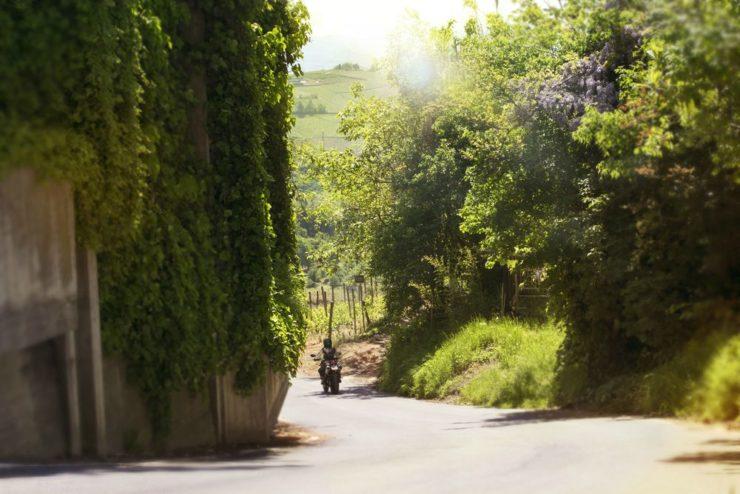 Sacri Monti e tour Monferrato in moto