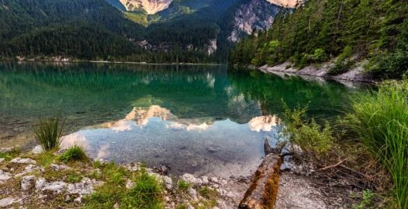 Lago Tovel, Trentino
