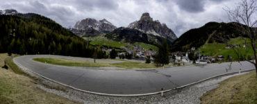 Passo Campolongo, Trentino