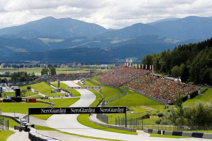 GP Austria MotoGp