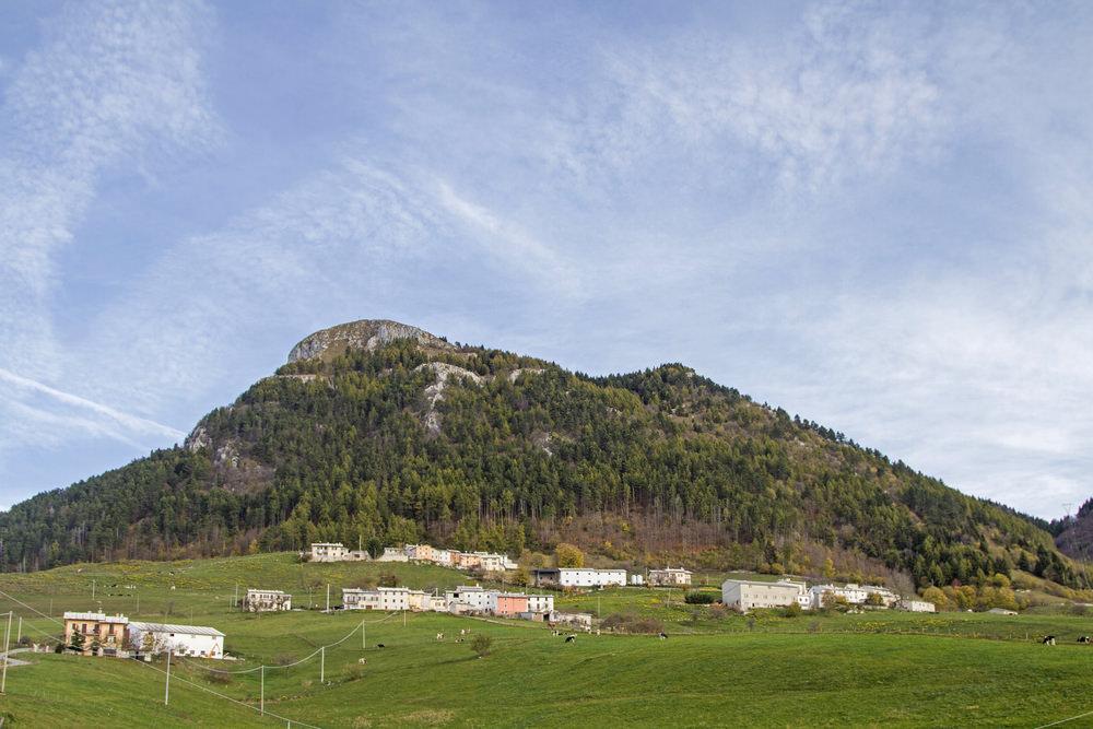 Monti Lessini. Cimo d'Aquiglio