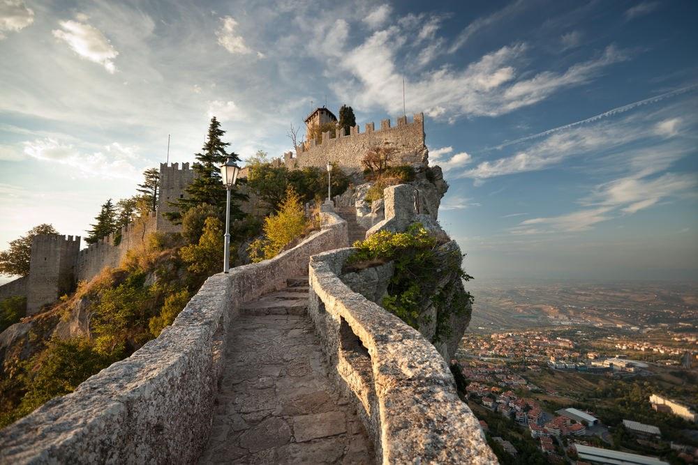 Passo di Viamaggio - San Marino